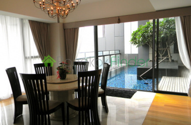 Sathorn, Sathorn, Thailand, 3 Bedrooms Bedrooms, ,3 BathroomsBathrooms,Condo,For Sale,The Met ,6488